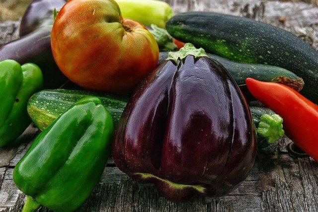 Prise de vue A6000, légumes bio du jardin