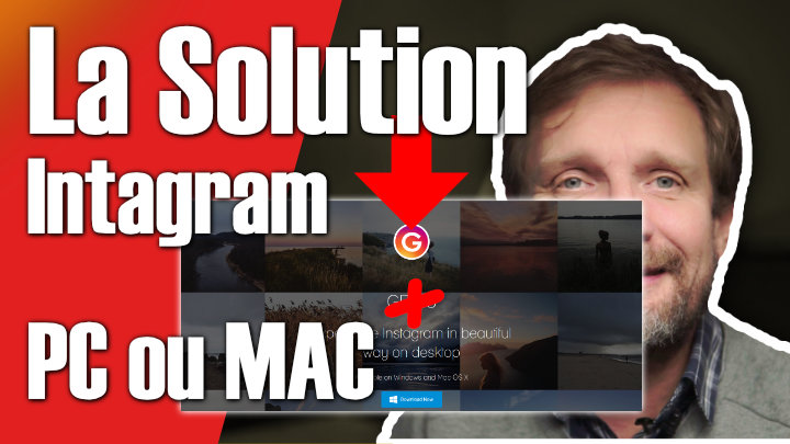 Comment poster sur Instagram depuis PC ou Mac ? Solution complête -
