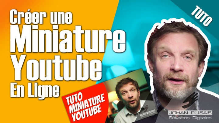 Comment créer une Miniature Youtube en ligne -