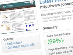 La performance des sites web -