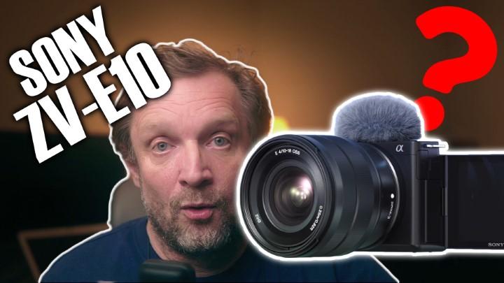 Sony ZV-E10 : La meilleure caméra de vlogging ? -